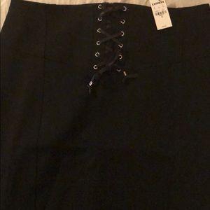 Brand New Express corset pencil skirt! ❤️👍🏼